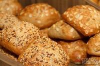 Pãozinho de Abóbora (Kürbiskernbrötchen)
