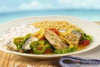 Moqueca de sardinha especial
