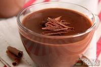 Chocolate quente diferente