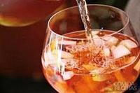 Sangria (ponche frisante)