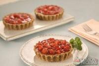 Tortinha de morango especial