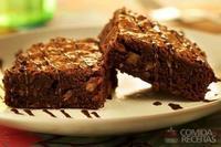 Brownie saboroso