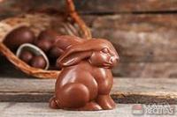 Coelhinho de chocolate trufado