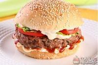Hambúrguer caseiro especial