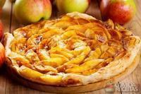 Torta de maçã delícia