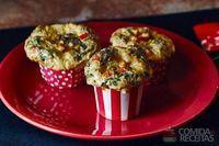 Muffin de tapioca