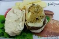 Hambúrguer do tino