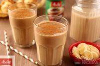 Smoothie de cappuccino