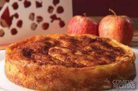 Torta de maçã tentação