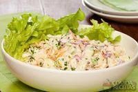 Salada fresca especial