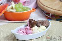 Fondue de sorvete especial