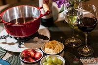 Fondue de chocolate light especial