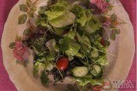 Saladinha refrescante