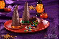 Chapéu de bruxa surpresa - halloween