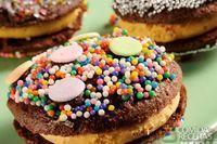 Sanduíche de biscoito