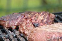 Como assar carne na grelha
