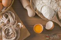 Como fazer massa de farinha e água