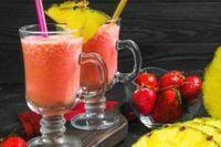 Smoothie de frutas especial