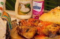 Churrasco de frango especial