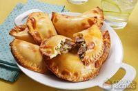 Pastel de forno com sardinha