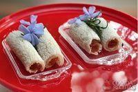 Mini tapioca de goiabada