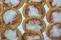 Minipizza pré-assada
