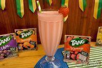 Milkshake de morango especial