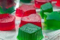 Bala de gelatina diet