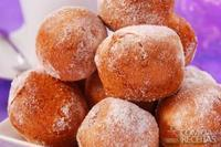 Bolinho de chuva prático