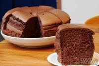 Bolo de chocolate 1