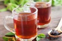 Chá de casca de frutas