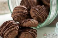Cookie de chocolate diet