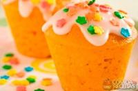 Muffin de cenoura