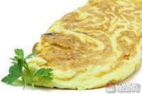 Ovos mexidos com queijo