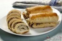 Pãozinho de sardinha