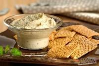 Patê de queijo branco