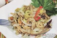 Salada de berinjela diferente
