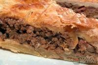 Steak and kidnei pie
