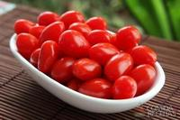 Tomate sweet grape ajuda na absorção de ferro