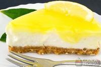 Torta musse de limão