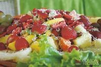 Comida e receitas seleciona receitas leves para o verão