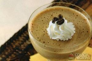 Mousse de café especial