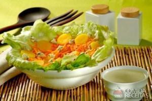 Salada prática