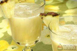 Milkshake tropical