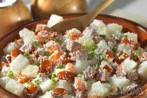 Salada de batata especial