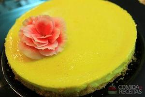 Cheesecake de abóbora especial