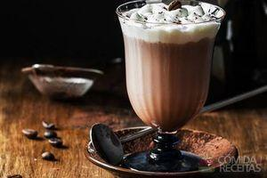 Irish coffee especial