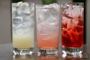 Soda italiana de morango
