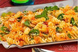 Salada oriental especial