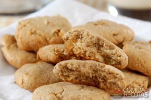 Minicookie de banana